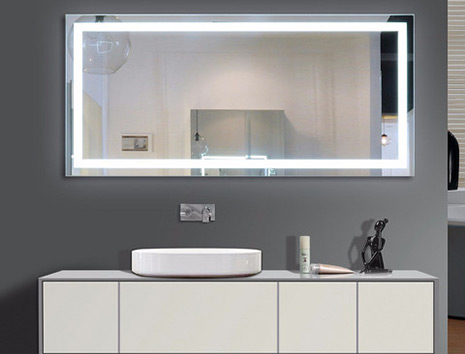 We offer led illuminated bathroom mirror and electric mirror