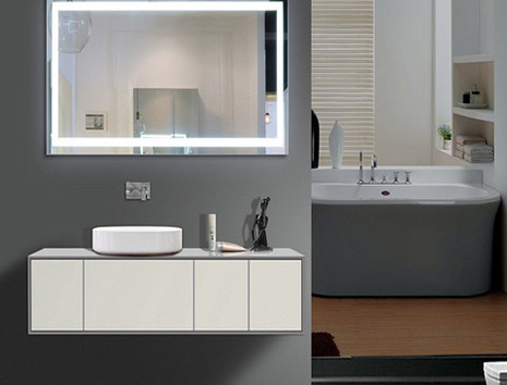 We manufacture led illuminated bathroom mirror, electric mirror & more
