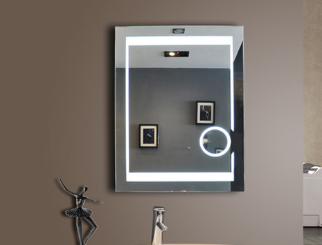 We offer led illuminated bathroom mirror, electric mirror for your houses